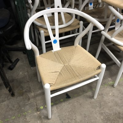 Wicker Bottom Chairs #BLU
