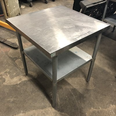 Stainless Steel Tables #BLU