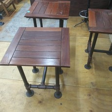 Cafe Bistro Table#BLU