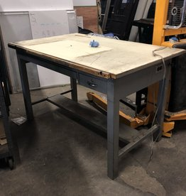 Industrial Drafting Table #YEL