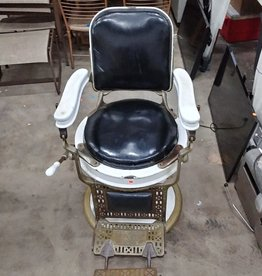 Vintage Hydraulic Barber Chair