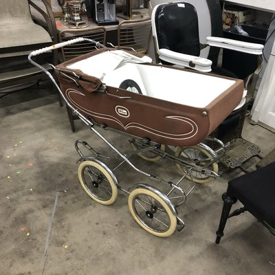 Perego 1980's Baby Carriage #ORA