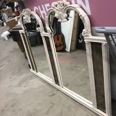 Retro Double Mirror
