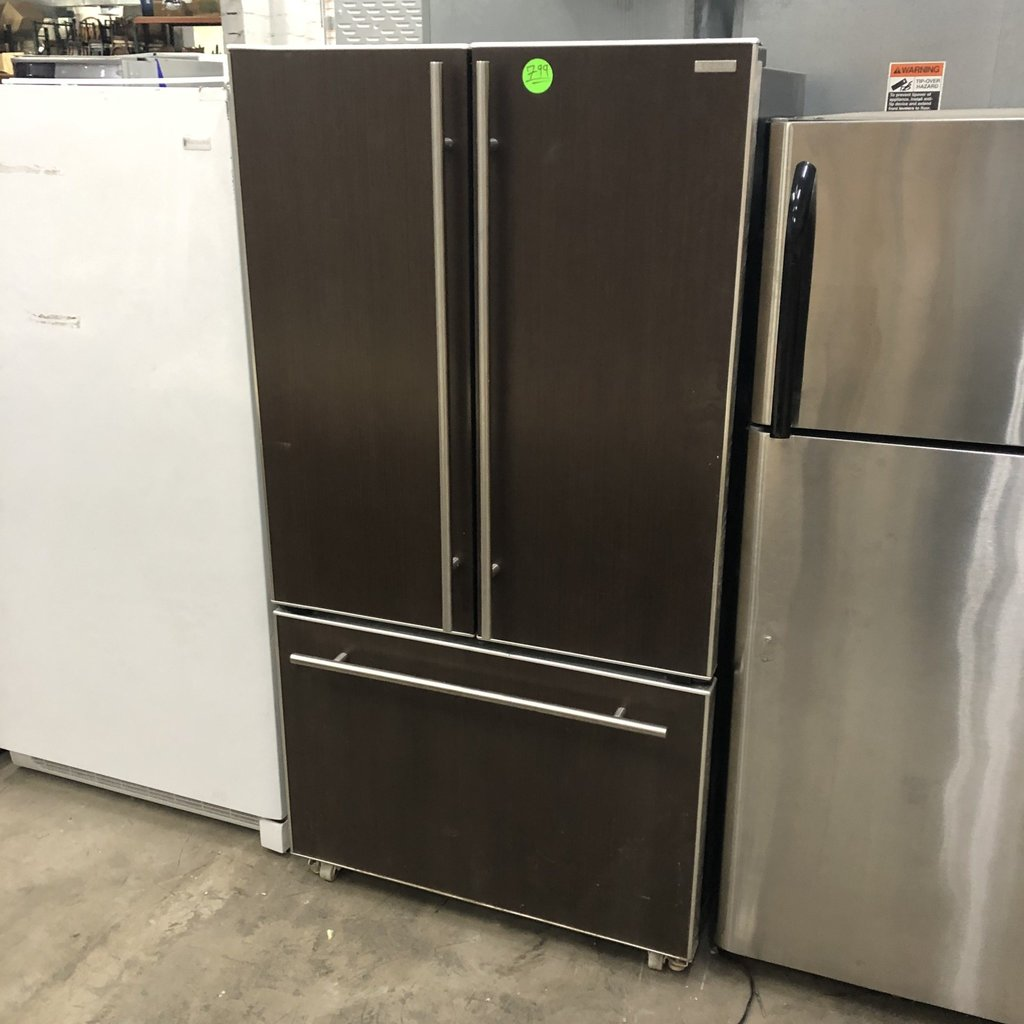 Jenn Air Paneled Refrigerator