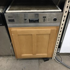 Miele Paneled Dishwasher