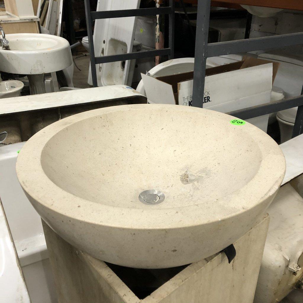 Stone Basin Sink