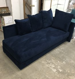 Designer Royal Blue Sofa