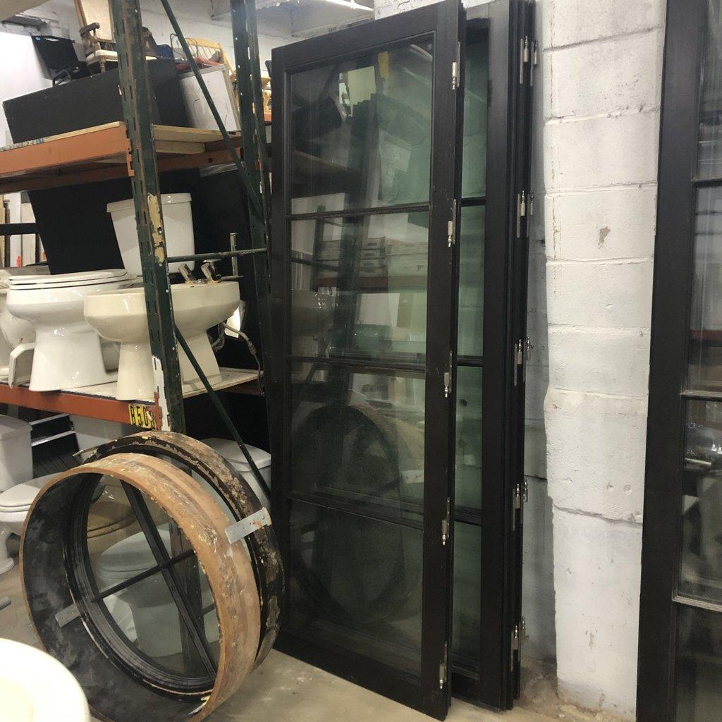 Custom Hurricane Glass Doors