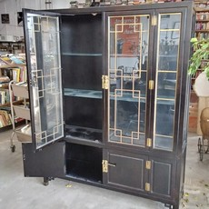 Asian Inspired Display Cabinet