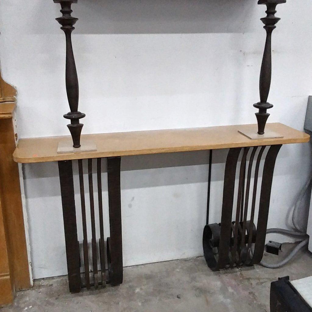 Stone Hallway Table
