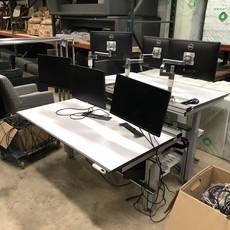 Adjustable standing desks - Linak