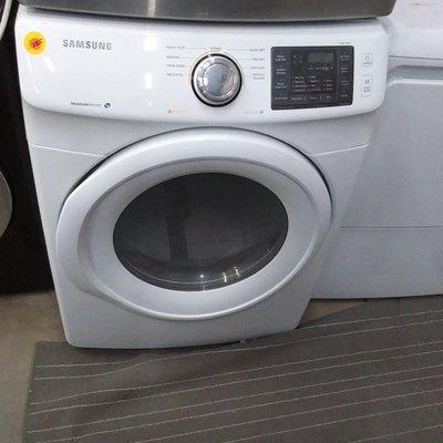 Samsung Clothes Gas Dryer