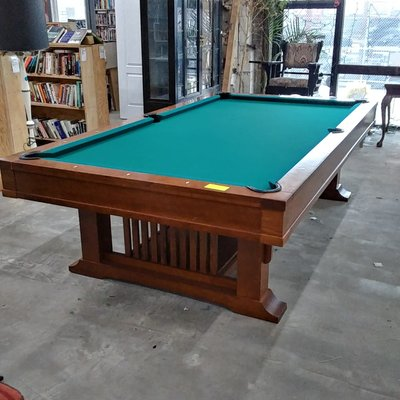 Brunswick Billiards Table
