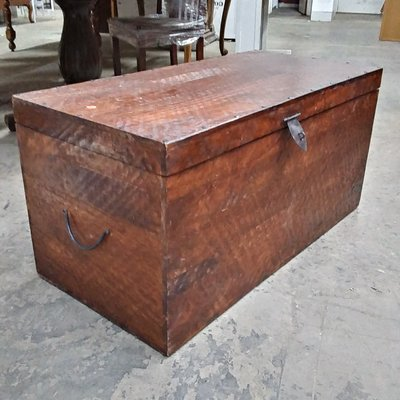 Exotic Wood Chest