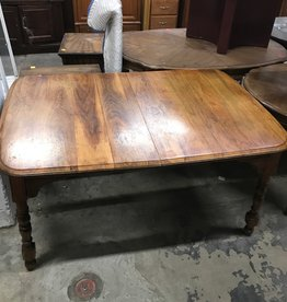 Vintage Walnut Dining Table #ora