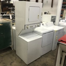 Whirlpool ThinTwin Stackable Washer/Dryer