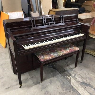 WM Knabe & Co. Piano