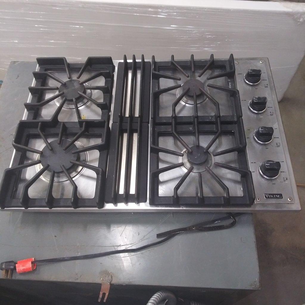 Viking Cooktop