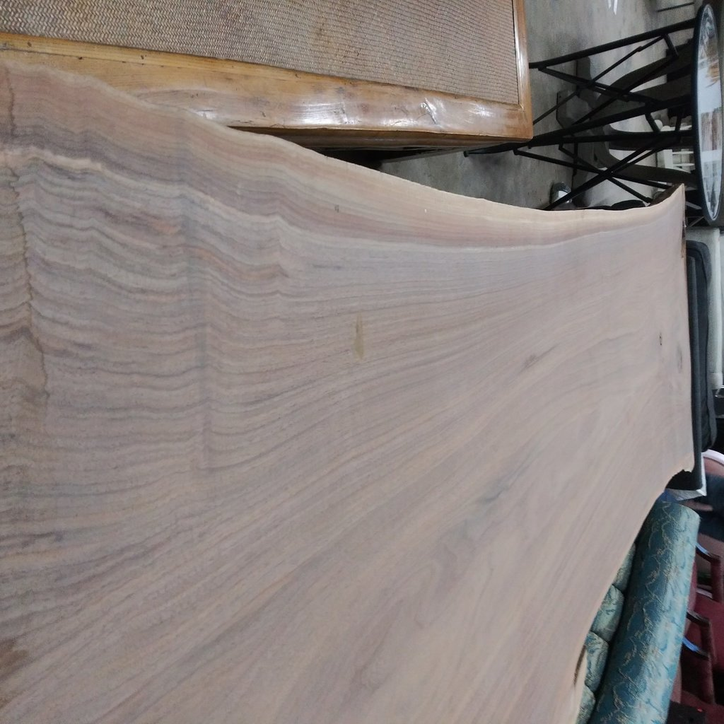 Black Walnut Table Slab
