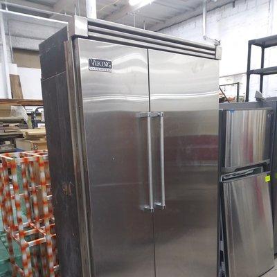 Viking Professional 48'' Refrigerator#BLU