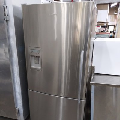 Stainless Steel Fisher & Paykel Fridge#ORA