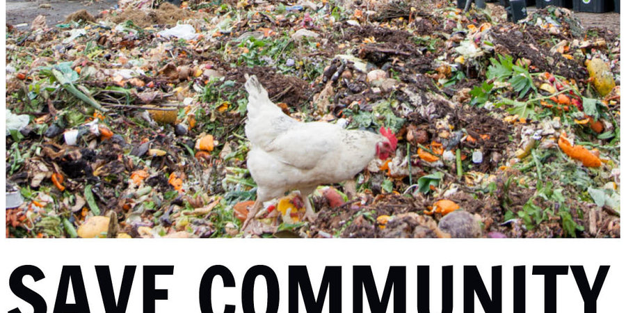 Sign the Petition to save NYC composting!