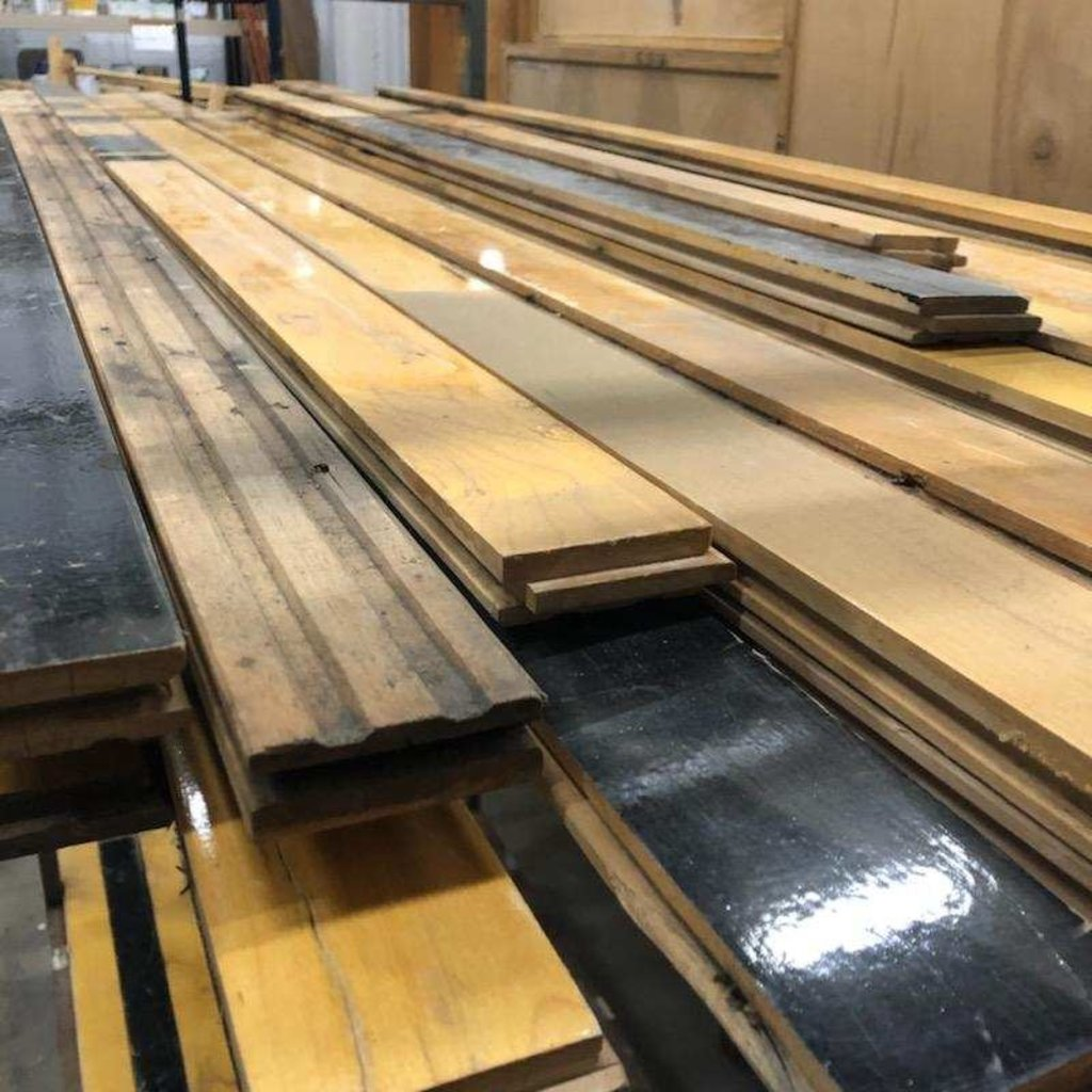 Maple Basketball Flooring