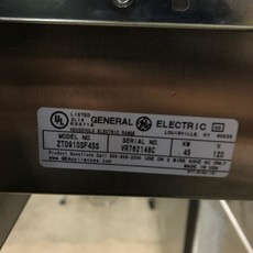 GE Monogram Warming Drawer