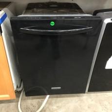 Black KitchenAid Dishwasher