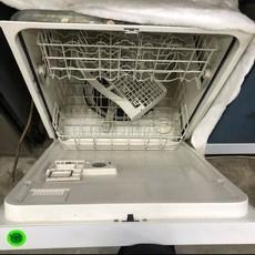 White Amana Dishwasher