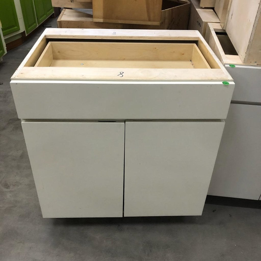 Single Drawer Plywood Kitchen Cabinets