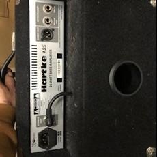 Hartke 500 Watt Amplifier
