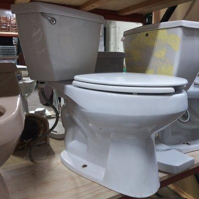Toto Front Flush Toilet