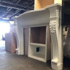 Blanco Decorative Fireplace Mantel