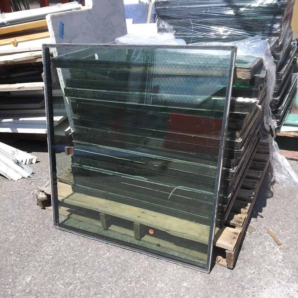 Double Pane Insulated Glass Windows