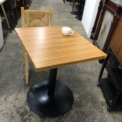 Iron Based Cafe Tables