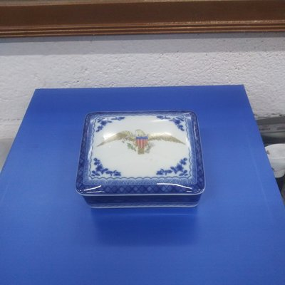 Mottahedeh Diplomatic Eagle Box