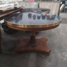 Neoclassical Centre Table by Francesco Molon
