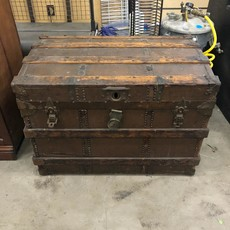 Antique Treasure Chest
