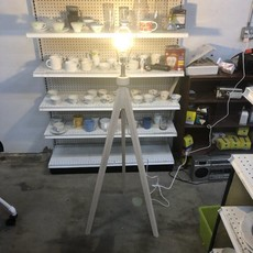 Three Legged Floor Lamps