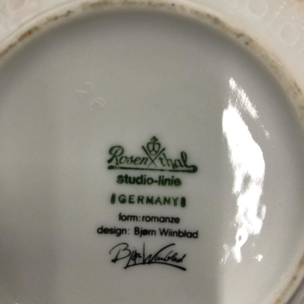 Rosenthal Handpainted Vase