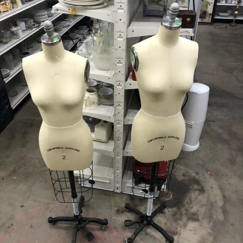 Professional Dress Form Mannequins