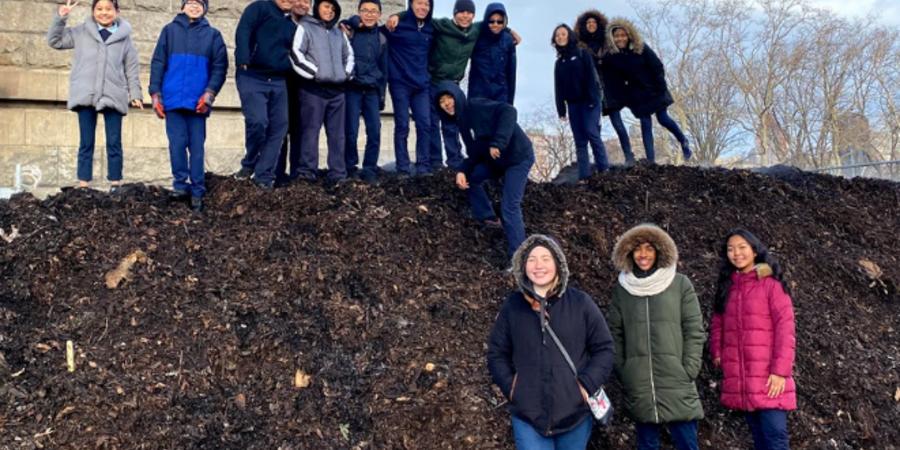 Save Our Queensboro Bridge Compost Site!