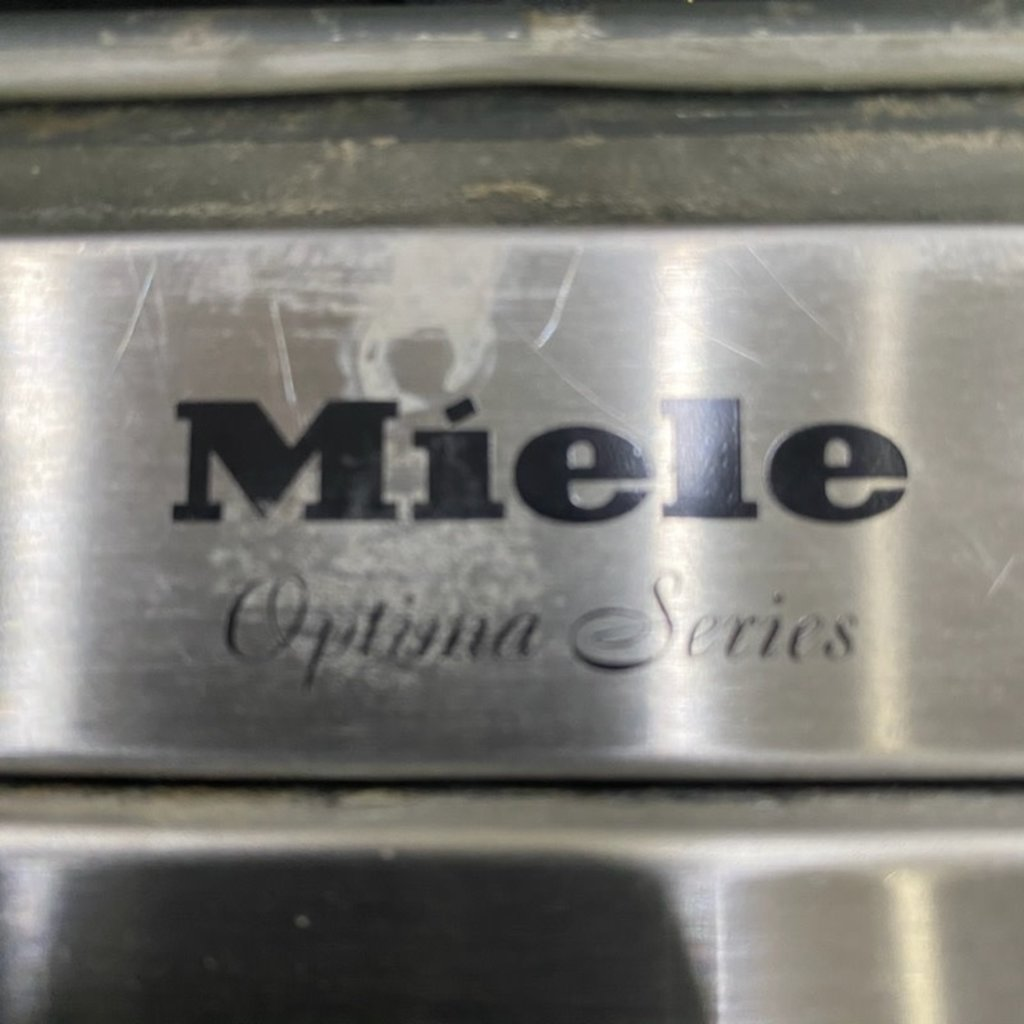 Miele Stainless Steel Dishwasher