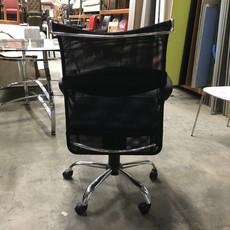Black Swivel Office Chairs