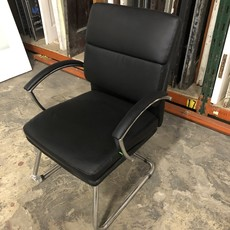 Black Office Chair #GRE