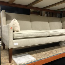 Beige Sofa by Bright Chair
