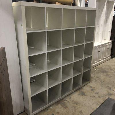Ikea Cube Storage Shelf