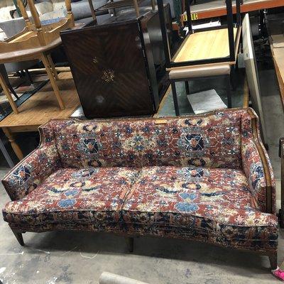 Designer Upholstered Sofa #ORA
