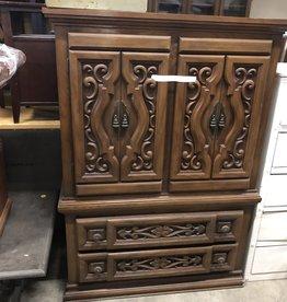 Wooden Armoire #ORA